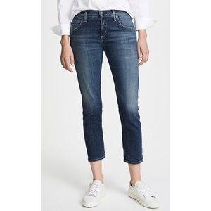 Citizens of Humanity Slim Boyfriend Ankle Jeans